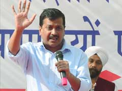 Arvind Kejriwal Decries Demonetisation In PM Modi's Lok Sabha Constituency
