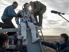 Astronauts Touch Down On Earth After 115 Days On The International Space Station