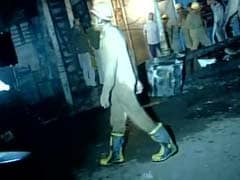 Fire Breaks Out At ATM Due To Short Circuit In Delhi