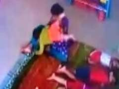 10-Month-Old Thrashed By Caretaker In Creche In Navi Mumbai's Kharghar, Video Goes Viral