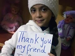 Celebrated Author JK Rowling Sends Harry Potter Books To 7-Year-Old Syrian Girl