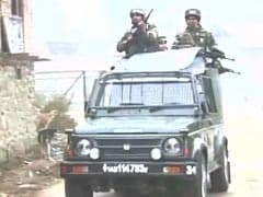 2 Terrorists Killed In Gunfight In North Kashmir's Bandipore