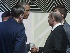 Barack Obama, Vladimir Putin Speak At Economic Summit In Peru