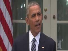US Must Resist Isolation, Barack Obama Says Ahead Of Europe Trip