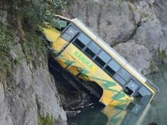 18 Killed As Bus Falls Into Beas River In Himachal Pradesh