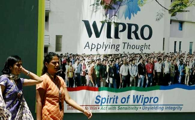 Wipro did not specify the number of techies