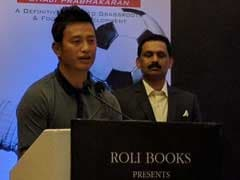 Bhaichung Bhutia, Praful Patel Launch Book on Grassroots Development of Indian Football