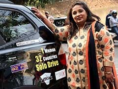 Woman, Who Completed Solo Car Journey Of 32,000-Km Wants To Build Hospital In Navsari