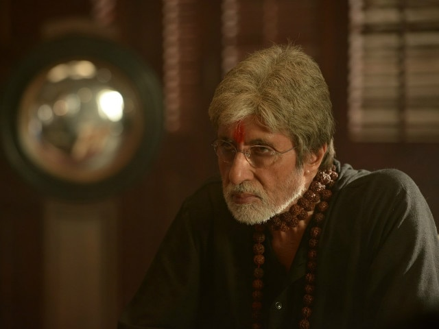 Amitabh Bachchan Performs Aarti in Dramatic Sarkar 3 Scene