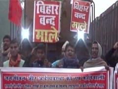 Bandh Against Demonetisation Evokes Mixed Reaction In Bihar