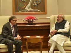 Demonetisation A 'Bold Move' To Curb Shadow Economy: Bill Gates