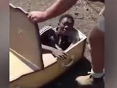 White South African Men Accused Of Forcing Black Man Into Coffin Denied Bail