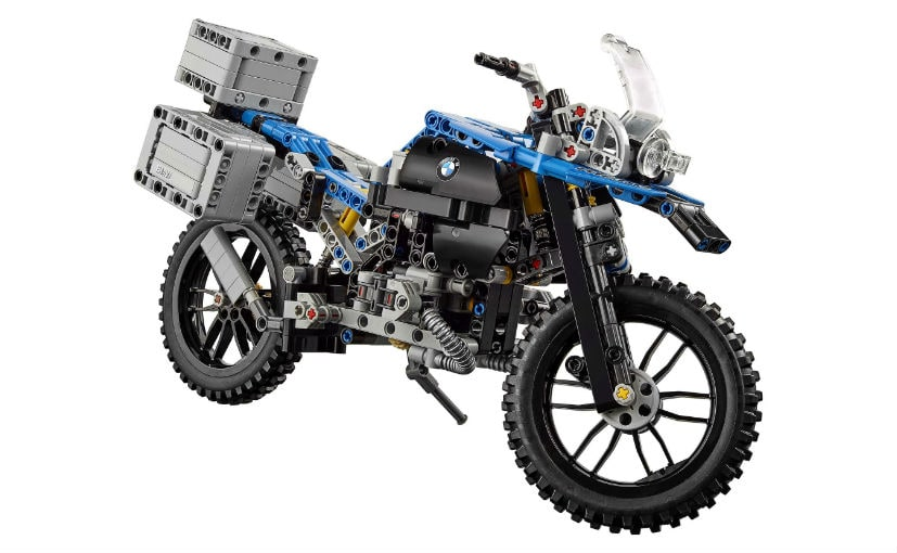 bmw r 1200 gs adventure lego model unveiled ndtv carandbike. Cars Review. Best American Auto & Cars Review