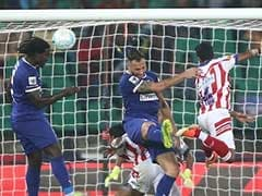 Misfiring Chennaiyin FC Settle For a Point vs Atletico de Kolkata