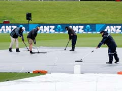 New Zealand vs Pakistan: Rain Washes Out First Day's Play of Christchurch Test