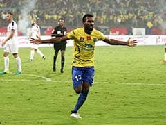 ISL 2016: CK Vineeth Stars in Kerala Blasters' Win Over Chennaiyin FC