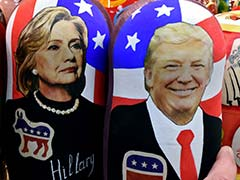Donald Trump, Hillary Clinton In Tight Battles In Ohio, Florida And Elsewhere