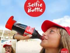 Coca-Cola Bottle That Clicks A Selfie In A Jiffy: Report