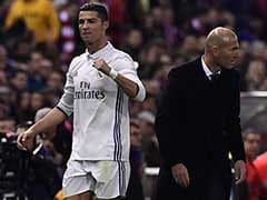 Cristiano Ronaldo Hat-Trick Downs Atletico Madrid, Extends Real Lead