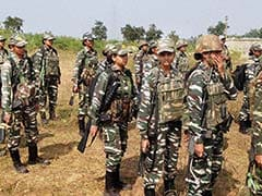 In A First, CRPF Deploys Women Commandos For Anti-Naxal Operations