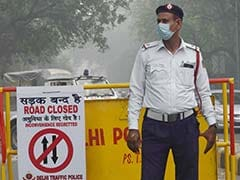 Air Pollutant Levels In Delhi Violate Prescribed Limits By 4 Times
