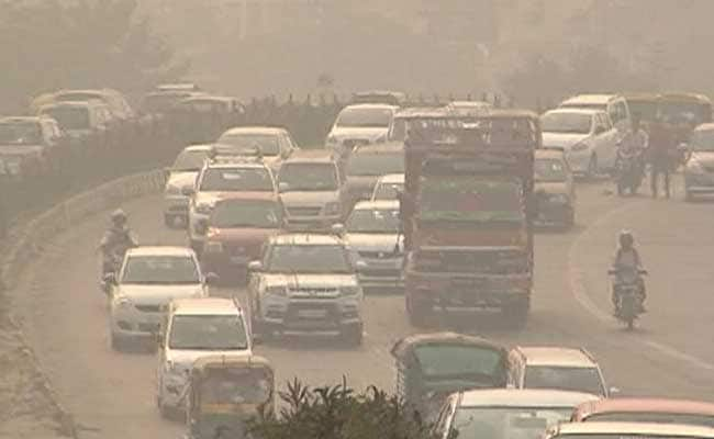 Delhi smog: MCD schools to remain closed today