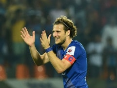 Indian Super League: Diego Forlan Hat-Trick Helps Mumbai City FC Trounce Kerala Blasters