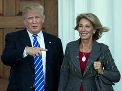 School Choice Advocate Is Donald Trump's Pick For Education Secretary
