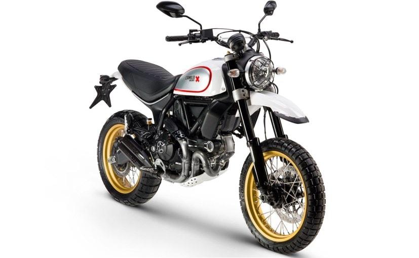 Eicma 2016 Ducati Scrambler Cafe Racer And Desert Sled