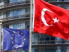 Turkey EU Minister Slams 'Null And Void' Parliament Vote To Freeze Talks