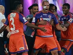 ISL: FC Pune City Defeat Atletico De Kolkata to Keep Knock-Out Hopes Alive