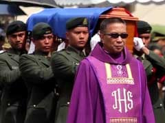 Philippine Dictator Ferdinand Marcos Buried With Full Military Honours