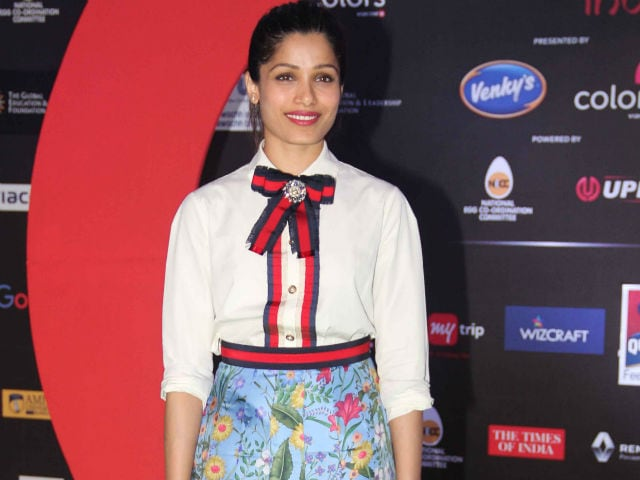 Will We See Freida Pinto in a Hindi Film? Here's What She Says - NDTV Movies Freida Pinto