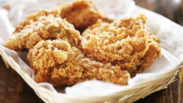 Fried Chicken Gets The Sweet-And-Spicy Japanese Treatment