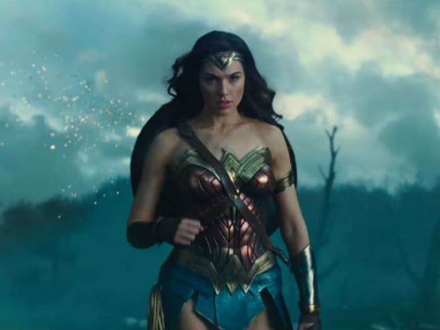 Wonder Woman, Where Have You Been? Trailer Releases, Rocks