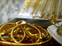 Gold Down Rs 100 On Cash Crunch, Weak Global Cues