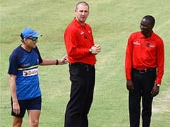 Zimbabwe vs Sri Lanka ODI Washed Out