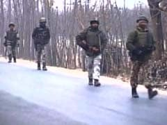 Security Forces Exchange Fire With Terrorists Holed Up In Jammu and Kashmir's Handwara