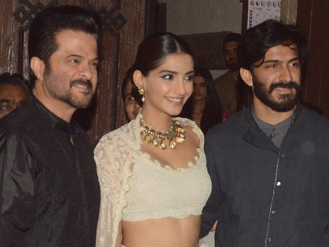 It's Harshvardhan Kapoor's Birthday, Family Wishes Him on Instagram