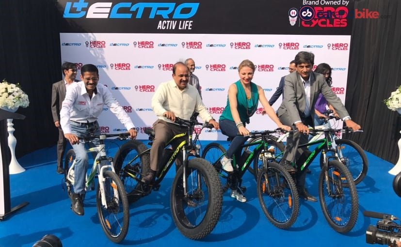 Hero Cycles Introduces New LECTRO Range