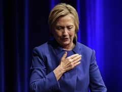 Hillary Clinton's New Book To Include 2016 US Election Experience