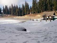 Minimum Temperature Drops In Himachal Pradesh, Water Pipes Freeze In higher Hills