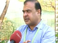 As 4 More Congressmen Join BJP In Manipur, Himanta Biswa Sarma's Jab At Rahul Gandhi