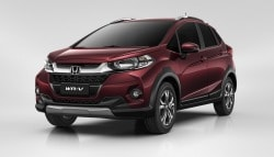 India Bound Honda WR-V SubCompact SUV Unveiled In Brazil