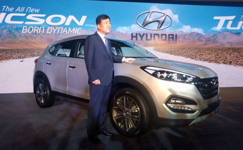 Hyundai Tucson Launched In India; Prices Start At &#8377 18.99 Lakh