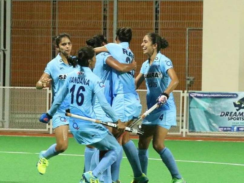 Indian Women's Team Loses Series After 1-3 Defeat Against