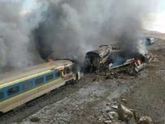 Iran's Head Of Railways Resigns Over Train Collision