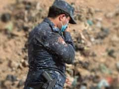 Evidence Of ISIS Torture Found In Mass Grave