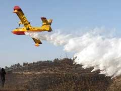 Israel Firefighters Say All Fires Extinguished