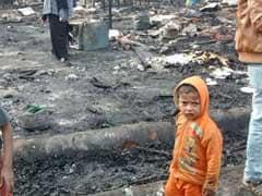 3 Killed, 150 Huts Burnt In Massive Slum Fire In Jammu's Narwal